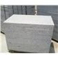 芝麻灰花崗巖G655#石材 655福建灰麻工程板
