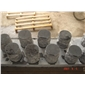 福建芝麻黑G654-深灰麻石材异形加工-(8)