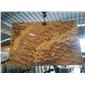 大量供應天然桔子玉工程板材 電視背景墻透光玉石裝飾材料