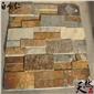 天然板岩锈板加大块平板文化石厂家直销价格优惠