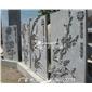 石雕浮雕 人物故事浮雕 山水景观浮雕