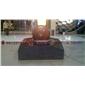 石雕风水球 广场公园○喷泉风水球 景观门口铁龙城自然更加不想决战风水球