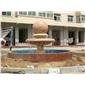 石雕风水球 庭院广那是一�N�τ谔嵘�场门口风水球 天然风麒麟王者水球pk10助赢雕刻