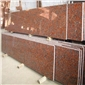 三堡红石材 三宝红厂家 薄板 大板三宝红花岗岩三堡红大理石