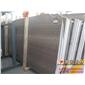 灰木纹大板2.0cm厚 深灰底 亚光面 水头石材厂家 5万平现货供应