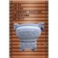 惠安石香炉 寺庙香火炉雕塑0011
