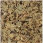 厚度可定 花岗岩黄金麻石 热销干挂花岗岩石材 广场地铺石材