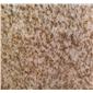 黄金麻-黄锈石-米黄色石材-别墅外装石材