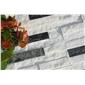 白石英文化石是一款流行多年的装饰精品,深受广大客户的喜爱,是理想的别墅,园林装修用品