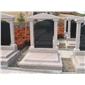中式墓石 国内墓碑 中国墓碑 石雕
