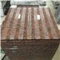 枫叶红G562盲道砖
