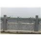 青石栏板 石桥栏板 护城河围栏
