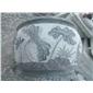 青石鱼缸 花盆