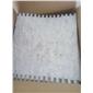白石英雪花白文化石蘑菇石馬賽克網貼