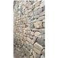 河卵石围墙雨花石