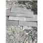 黑色石材瓦板
