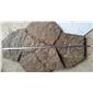 虎皮黄蘑菇石文化石厂家河北文化石