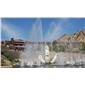 人物喷泉 室外景观喷水池 公园喷水池