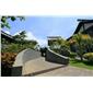 海仓-天然大理石-玄武岩-火山岩-洞石-办公楼室内外墙地面-文化砖1