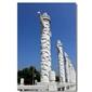 山东青石  青石华表 青石滚龙柱 石柱子 加工定做各种 石雕 石材