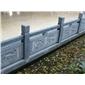 山东最低价  青石栏板  围栏  汉白玉栏板 栏杆  加工定做各种规格