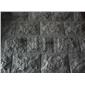 蒙古黑蘑菇石