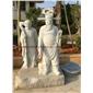 石雕24孝 城市花园人物雕像 小区别墅人物雕像