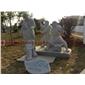 石雕二十四孝 石雕人物 公园园林雕像