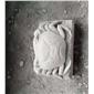 青砂岩雕刻-螃蟹