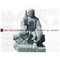 石雕十八羅漢 寺廟古建雕像 佛像雕刻生產