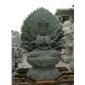 石雕千手观音雕刻 青石人物雕刻 景观佛像雕塑