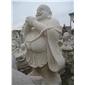 供应弥勒佛雕塑 景观佛像雕塑 石雕弥勒佛