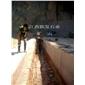 江西石材矿山荒料-映山红石材富贵红石材光泽红石材G683石材矿山荒料
