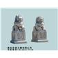 石雕狮子 石狮子 北京狮 南狮 舞狮 瑞兽