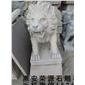 仿古石狮子 欧洲狮 吉祥狮子 惠安石狮子 南狮
