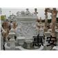 园林设施喷水池 景观流水喷泉 跌水钵广场雕刻工艺品PC099