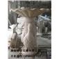 欧式喷泉/天使喷水池/芝麻白喷水池