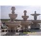 花岗岩景观喷泉、园林大型喷水池 庭院水钵 跌水体66