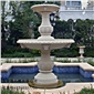 供应 批发庭院小喷泉雕塑  花岗岩石雕喷水池