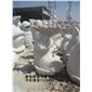 石雕鱼 喷水鱼 水动物雕塑020