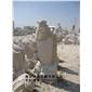 订做石雕喷水鱼 花岗岩水动物雕刻0009