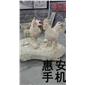 十二生肖雕塑 园林景观动物雕塑9912
