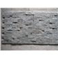 供應板巖綠石英網貼石,蘑菇石文化石