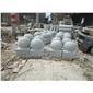 风水球 庭院石球  景观石球 061