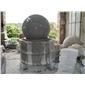风水球 石球  景观石球园林雕刻,动物 人物石雕 喷水池 花钵栏杆