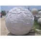 景观风水球 风水球 景观石球 花岗岩风水球6562