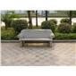 庭院 石凳黄锈石桌椅  户外石凳 园林石凳子 花岗岩石椅