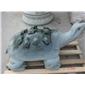 订做石雕乌龟 景观动物石雕