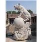 订做石雕虎 老虎雕塑 动物雕塑  园林雕刻,动物 人物石雕 喷水池 花钵栏杆  花岗岩石材雕塑