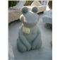 石雕青蛙 景观动物雕塑 园林景观喷水青蛙